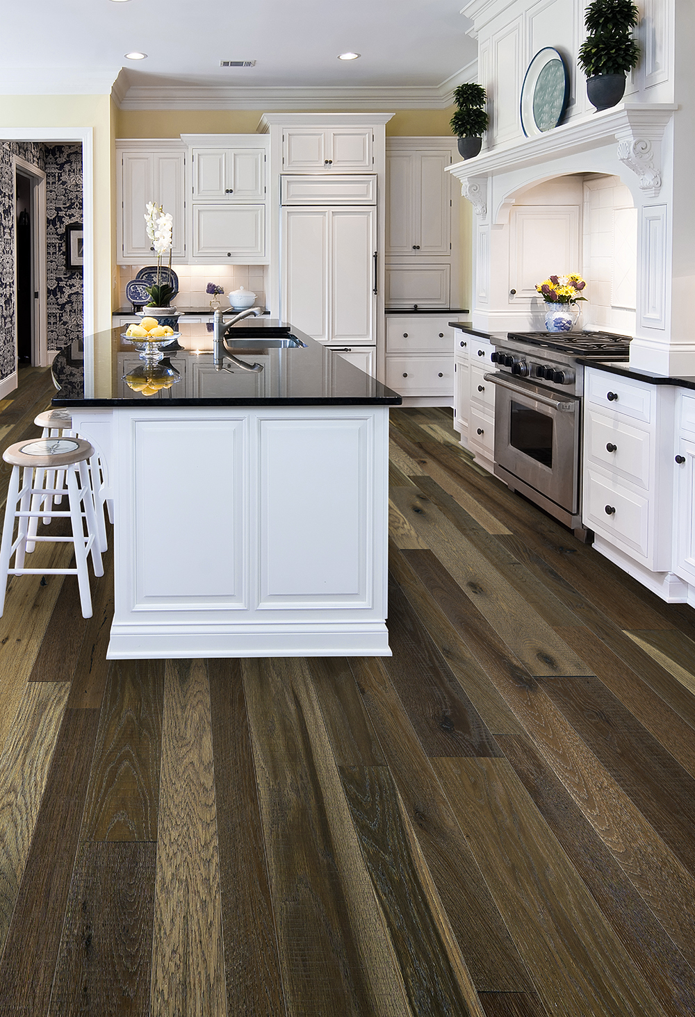 100 gray laminate floors kitchen grey painted wood kitchen for Armstrong kitchen cabinets reviews